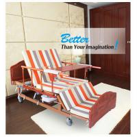 Buy cheap Nursing Metal High Load Manual Adjustable Bed With ISO / CE / FDA Certificate product