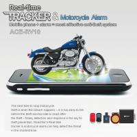 Buy cheap RFV10 Remote-Control Motorcycle Security AGPS LBS Tracker W/ web tracking & Alarm by SMS product