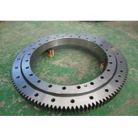 Quality VLU200844 slewing bearing used for sewage treatment system, INA 50Mn slewing for sale