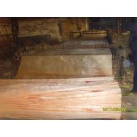 Buy cheap Rotary Cut Yellow Okoume Face Veneer , 0.20 mm - 0.60 mm Thickness product