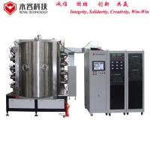 Buy cheap Vertical Vacuum Coating Equipment For Ceramic Kitchenware / Teapot product