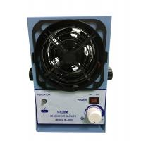 Buy cheap Mini Electric Benchtop Air Ionizer , Ionized Air Blowers Static Control 110V product