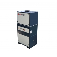 Buy cheap Integrated 3000m3/H 3Kw Laser Cutter Fume Extractor product