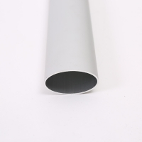 Buy cheap Powder Coating  Mill Finish Oval T5 T6 Extrusion Tent Profiles product