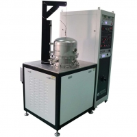 Buy cheap C60 Inductive Thermal Evaporation Machine Crucible Evaporation Coating Machine from wholesalers