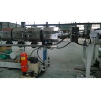Buy cheap Double Screw Extruders ACP Line 0.5M - 6M / MIN 1600KG 110TON 380V 50HZ product