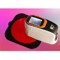 Buy cheap CIE Lab High Efficiency Color Spectrophotometer for Plastic Color Measurement on HDPE Bottle product