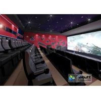 Buy cheap Technological 4D Cinema System product