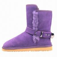 Buy cheap 2013 Classic Winter Snow Boots/Fashionable Sheepskin Boots in Various Colors, Suitable for Women  product