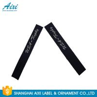 Buy cheap Garment Woven Clothing Label Tags Satin / Silk Printing Fast - Delivery product
