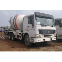 Buy cheap Refurbished Zoomlion Concrete Mixer Truck S.N.H180207 With Sino Howo Chassis from wholesalers