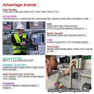 Buy cheap 3500/40M   Bently Nevada 3500/40M PLC module Email:mrplc@mooreplc.com product