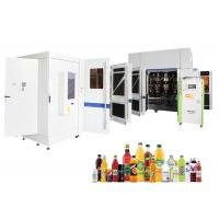 Buy cheap High Speed Automatic Pet Bottle Filling Machine For Energy Drinks / Pure Water from wholesalers
