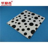 Buy cheap Fireproof Plastic Wall Claddings With Cow Pattern 25 Years Guarantee product
