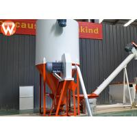 Buy cheap Low Noise Poultry Feed Mixer Machine 7.5 Kw * 2.2 Kw Mixing Uniformity CV ≤ 10% product