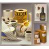 Buy cheap LC-4070J/60100J non-woven label sticker servo auto unwinding rewinding roll to roll silk screen printing machinery ce product