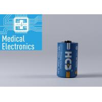 Buy cheap 1200mAh Primary Lithium Cell product