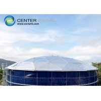 Buy cheap Glass Fused Bolted Steel Tanks For Waste Water Storage product