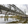 Quality Compact Portable Steel Bridge Q345B Steel Easy Assemble Wire Suspension Bridge for sale