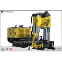 Buy cheap 132Kw Raise Bore Drilling Machine 100-300m Raise Depth DI Standard Rod Remote Control product