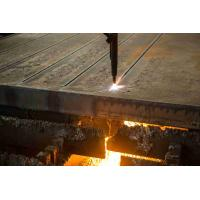 Buy cheap High Precision Laser Cutting Steel Plate For Metal Cutting Machine Parts product