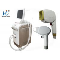 Buy cheap Painless Technology Vacuum Laser Hair Removal Diode Laser Machine For Women from wholesalers