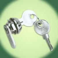 Buy cheap Speed Clip Mounted Cam Lock, Drawer Lock and Cabinet Lock Made of Zinc Alloy product