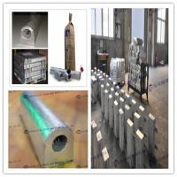 Buy cheap Tank Cathodic Protection Magnesium Anode Low Potential Hipotential product