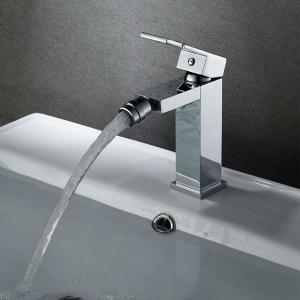 Quality Bath Bidet bathroom basin Faucet Single Hole Swivel bidet aerator, Easy to for sale