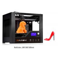 Buy cheap ABS Filament Rapid Prototyping 3D Printer , Black Industrial 3D Printing Machine product