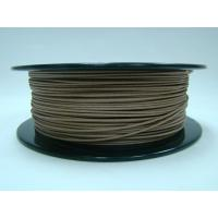 Buy cheap 3D Printer Wood Filament or PLA / ABS / HIPS / PETG Filament OEM product