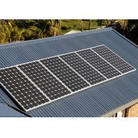 Buy cheap Commercial Second Hand Solar Panels , 6 Inch Monocrystalline 12 Volt Solar Panel from wholesalers