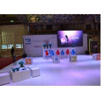 Buy cheap Full Color Slim LED Display 480mm*480mm / Stage Led Panels For Concert , 1200nits Brightness product
