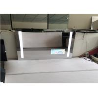 Quality 55 Inch IP65 Waterproof Mirror Led TV Hidden 5mm Thickness Scratch Resistance for sale