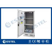 Buy cheap Stainless steel Temperature Control Outdoor Battery Cabinet With 3 Layer Battery from wholesalers