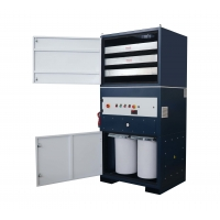 Buy cheap Dust Disposal Glass Fiber Filter Laser Fume Extractor product