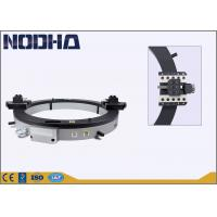 Buy cheap Split OD Mount Hydraulic Pipe Cutting Machine With CE / ISO Approved product