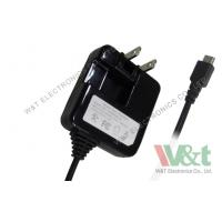 Buy cheap 5V 1A Network TV box  UL&GS Cert, Wall mounted power adapter.  product