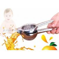 Buy cheap Manual Press Stainless Steel Lemon Squeezer product