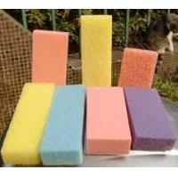 Buy cheap nail beauty foot scrubber pumice sponges product