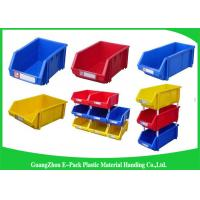 Buy cheap Easy Stacking Economic Warehouse Storage Bins Light Weight For Workshops product