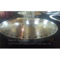 Buy cheap ASME Or Non - standard F316L F304 High Pressure Stainless Steel Flange Blind Plate product
