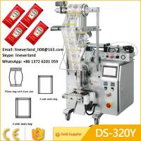 Buy cheap Pump Metering System Automatic Filling Honey Packing Machine 320Y With Date Coder Print product