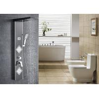 Buy cheap Modern 304 stainless steel waterfall bathroom wall shower panel from wholesalers