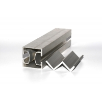 Buy cheap 15kw 30kw 20kw Solar System Aluminium Extrusion Channel Profiles product