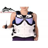 Buy cheap Thoracolumbar Adjustable Thoracolumbar Orthosis Brace With Lumbar Support Brace For Back product