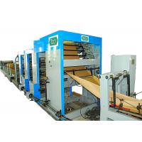Buy cheap High Speed Paper Sack Bag Forming Machine Four Colour Ceramic Roller Printing product