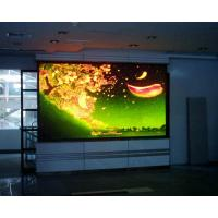 Buy cheap SMD P10 Indoor Advertising LED Display 1R1G1B , Full Color Led Displays 10000dot / ㎡ product