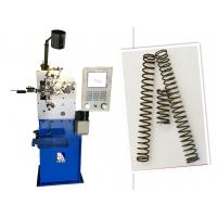 Buy cheap Computer Control Spring Coiling Machine for Wire Diameter 0.15 - 0.8mm from wholesalers