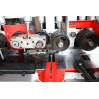 Buy cheap 380v / Customized Wooden Molding Machine , Multifunctional Furniture Making from wholesalers